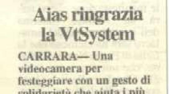 AIAS Massa Carrara 2001
