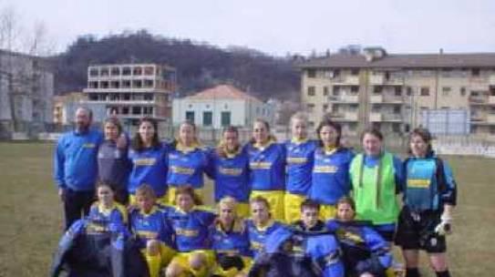 Carrarese Calcio Femminile 2003