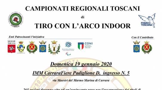 Campionati Regionali Toscani di Tiro Con L'Arco Indoor