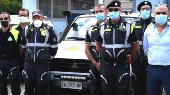 PROTEZIONE CIVILE MASSA E CARRARA